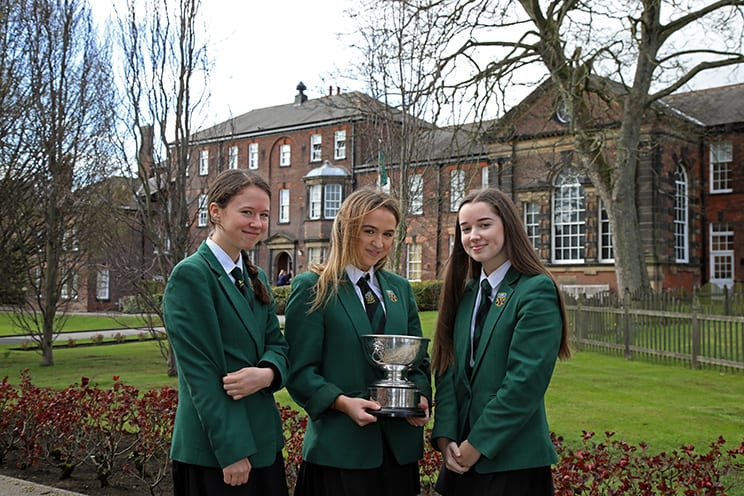 Public speaking team through to prestigious national final