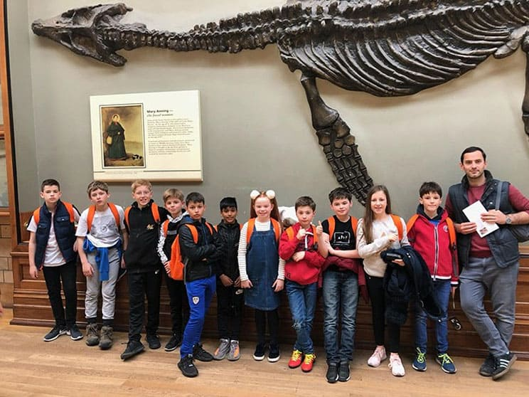 Silcoates Year 6 Politics Trip to London