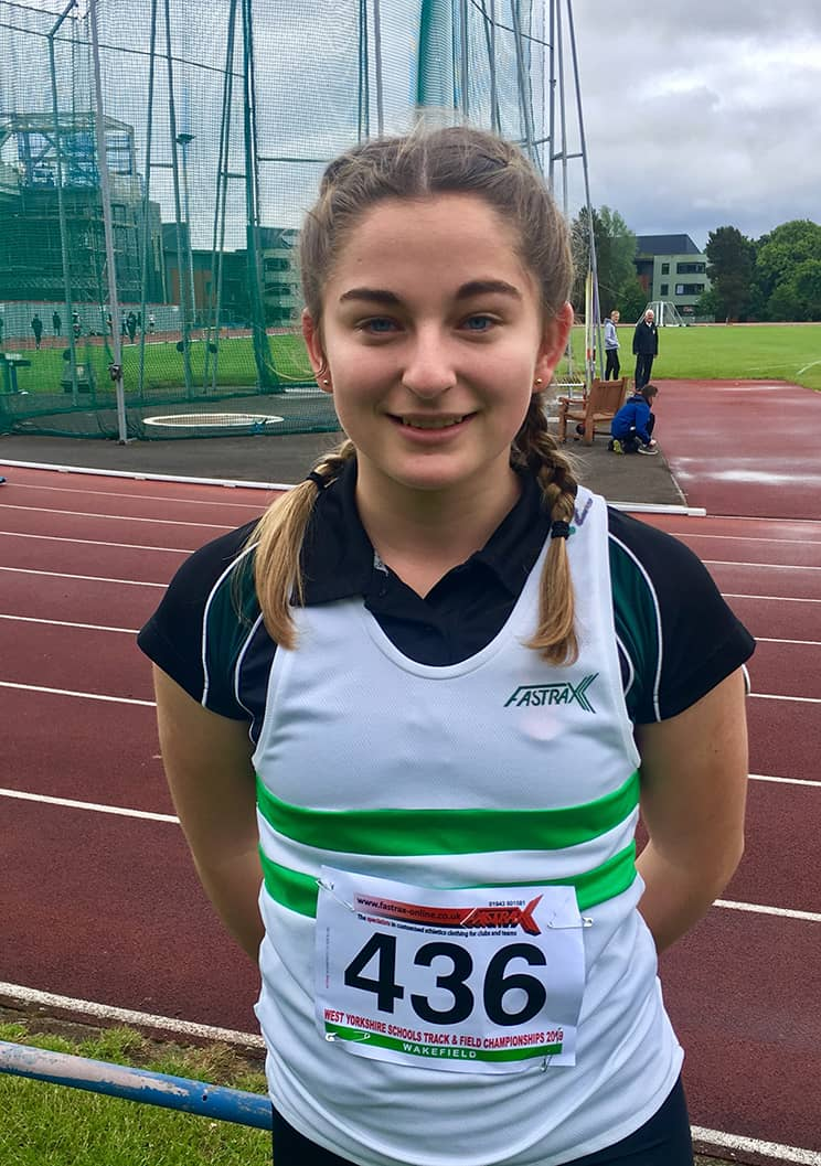West Yorkshire Schools' Athletics Championships
