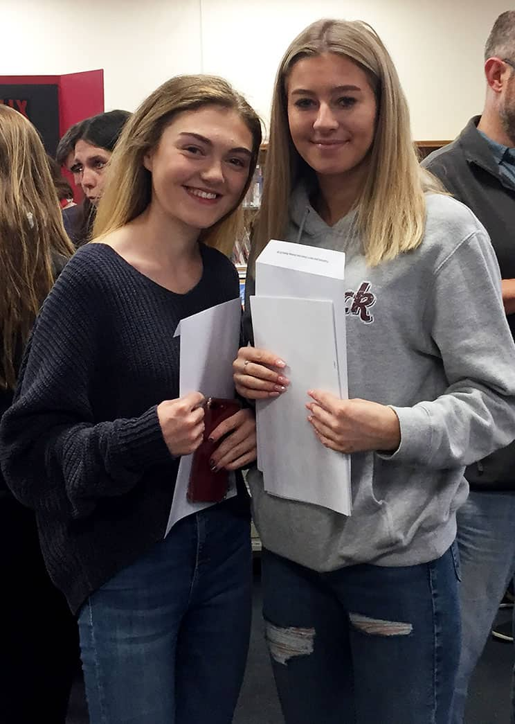 Silcoates School GCSE Results Day 2019