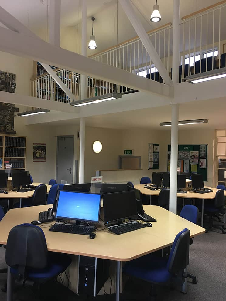 Sxith Form Study Centre at Silcoates School, Wakefield