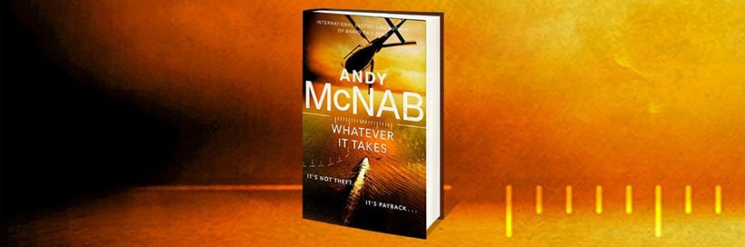 Andy McNab Whatever it Takes